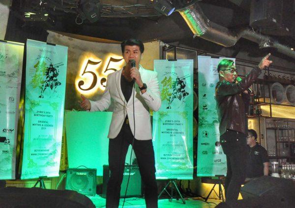 dr zyro wong charity birthday celebration simon and max