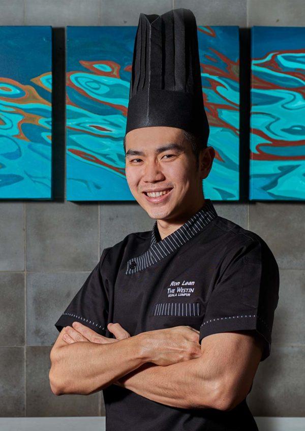 five sen5es chinese restaurant the westin kl chef ron lean wen seng