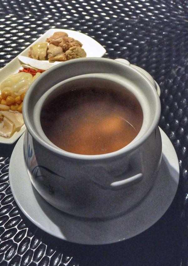 five sen5es chinese restaurant the westin kl soup