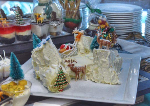 royale chulan kuala lumpur mahsuri courtyard christmas new year yule log cake