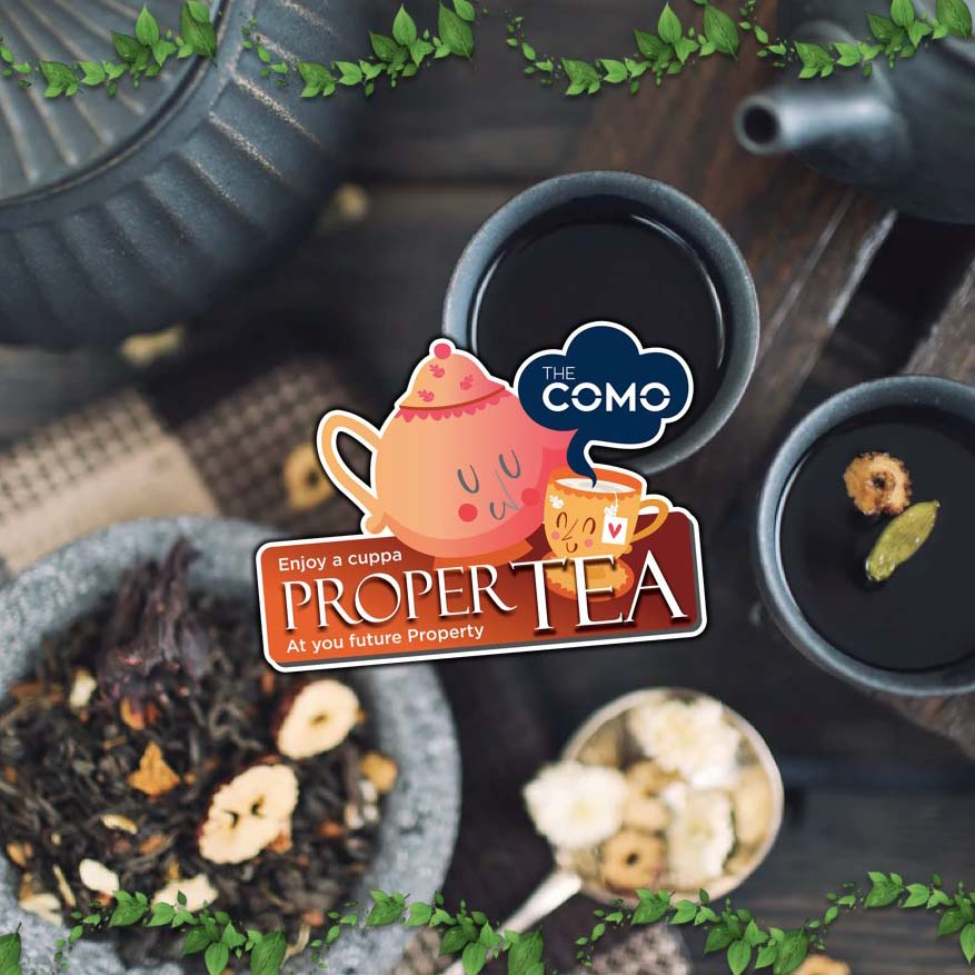 Interesting Facts About Tea @ ProperTEA by THE COMO Bukit Jalil