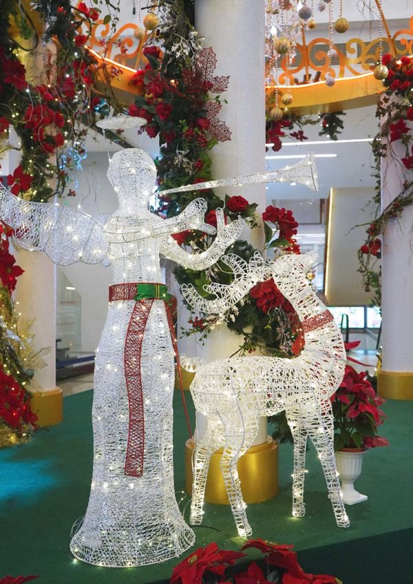avenue k kuala lumpur a shimmery christmastide Christmas carol