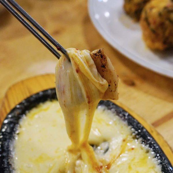 bbq ma eul cup bab korean restaurant damansara utama cheese