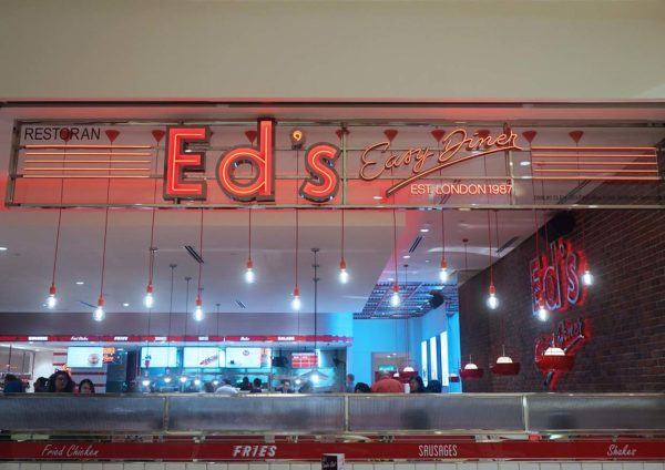 ed diner americana dining resorts world genting exterior