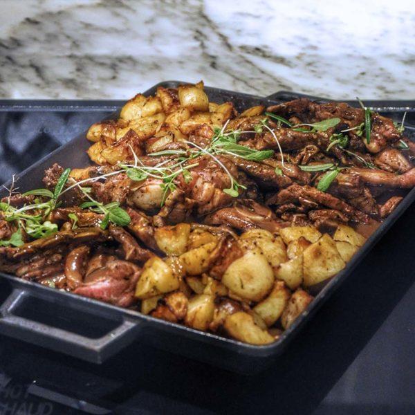 evolution cafe renaissance kuala lumpur hotel christmas buffet barbeque