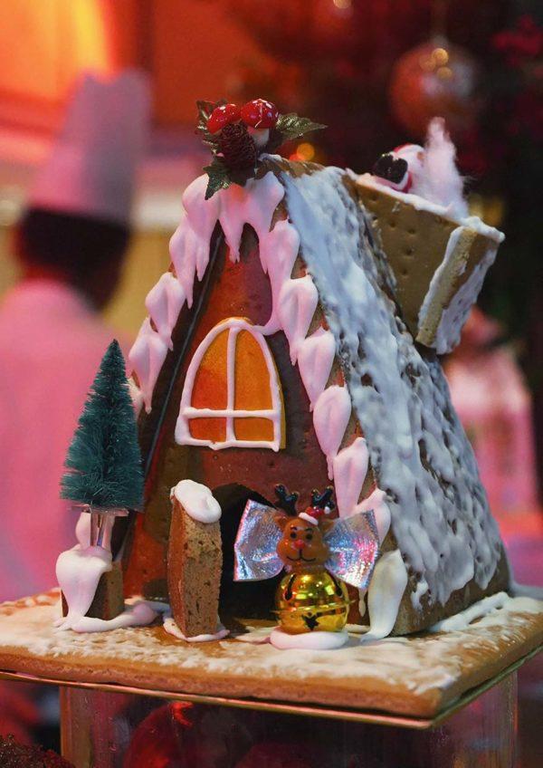 grand millennium kuala lumpur festive epicurean indulgences ginger bread house