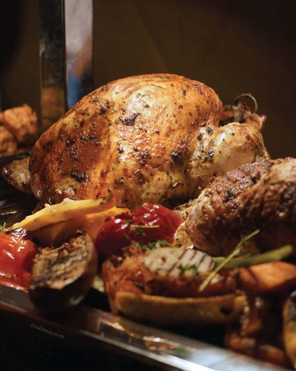 grand millennium kuala lumpur festive epicurean indulgences roasted turkey