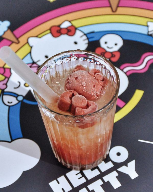 hello kitty 45th anniversary creme de la creme damansara uptown bloop