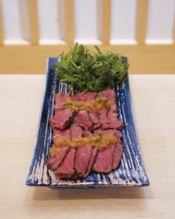 momochan japanese restaurant jaya one petaling jaya christmas menu beef