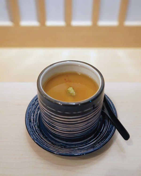 momochan japanese restaurant jaya one petaling jaya christmas menu chawanmushi