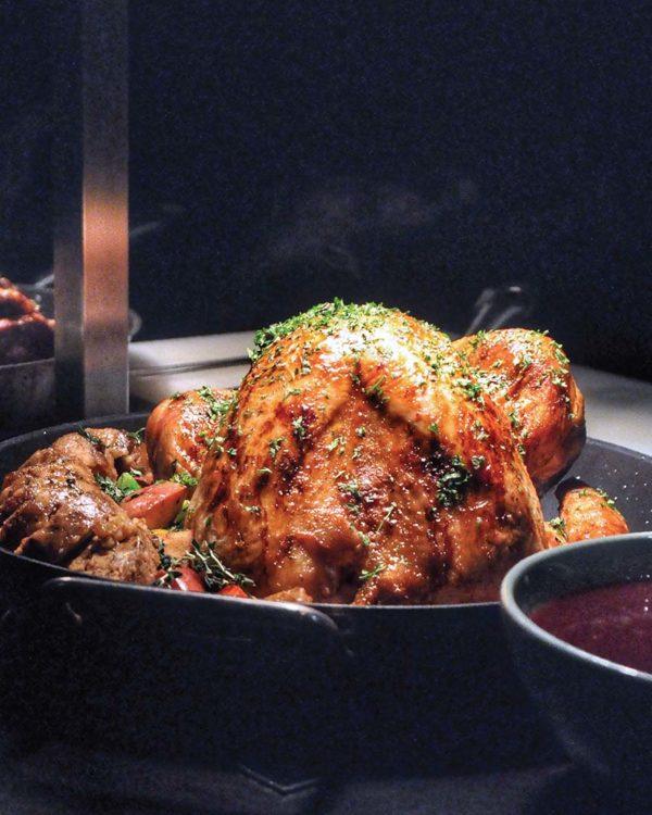 new world petaling jaya hotel pasar baru christmas buffet roasted turkey