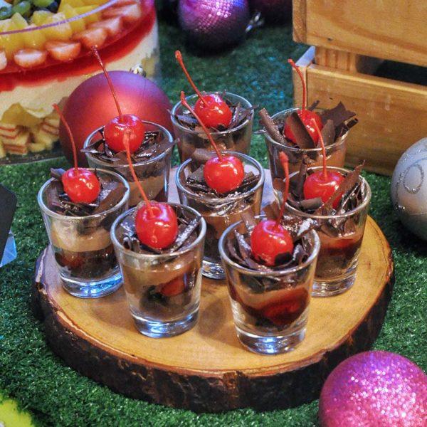 nook aloft kuala lumpur sentral christmas buffet dinner dessert