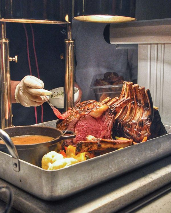 nook aloft kuala lumpur sentral christmas buffet dinner roasted meat