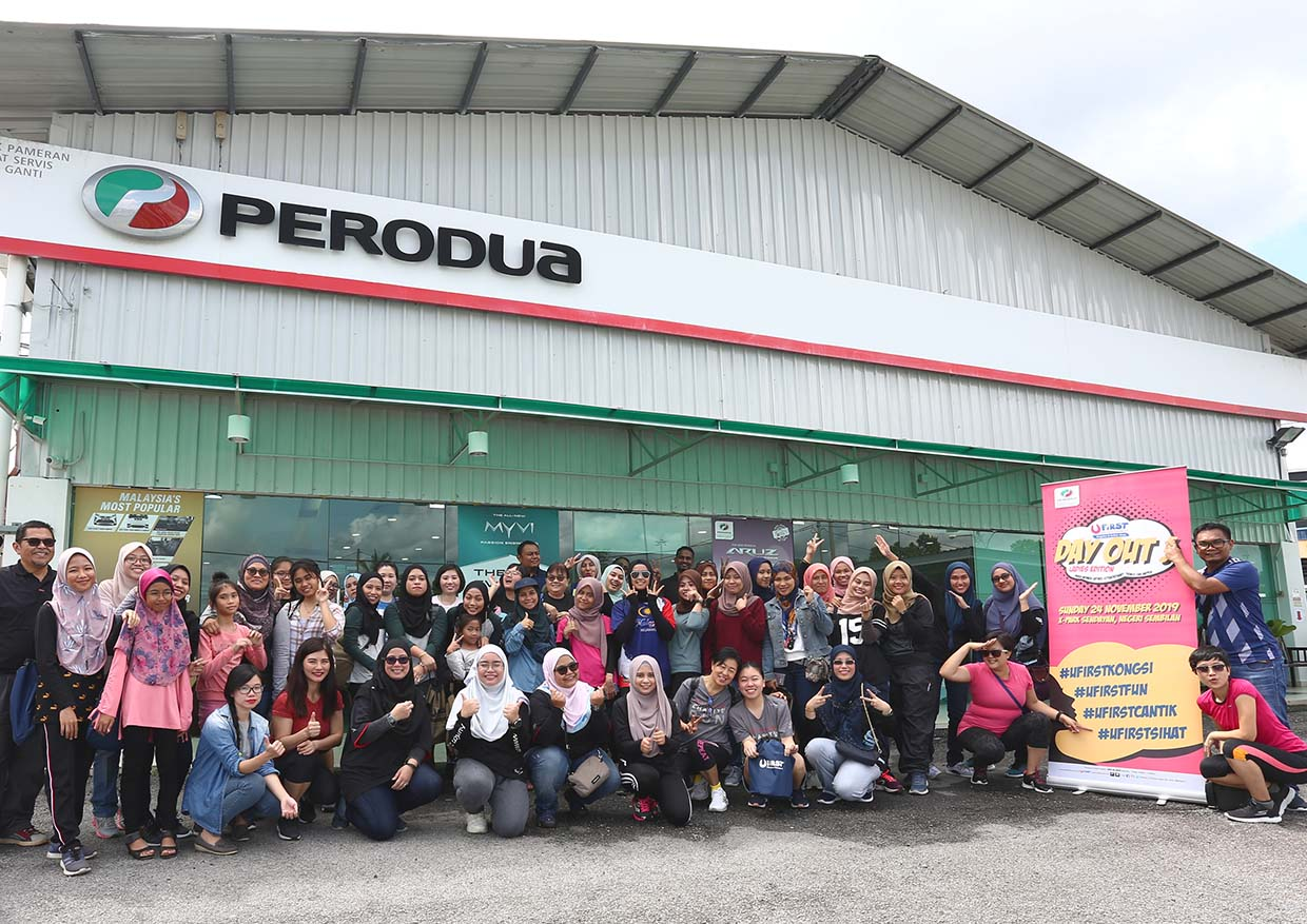 My Fun Exciting Experience Of Perodua's UFirst Day Out Ladies Edition