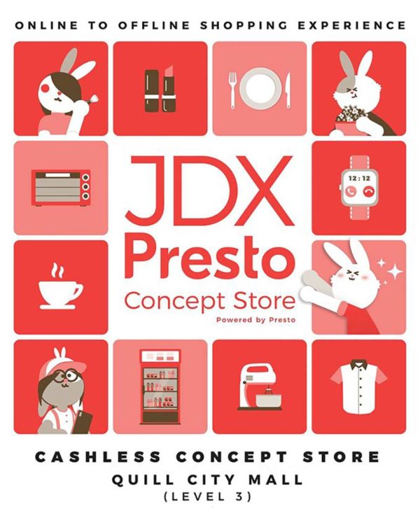 quill city mall kuala lumpur phygital the future of retail jdx presto concept store
