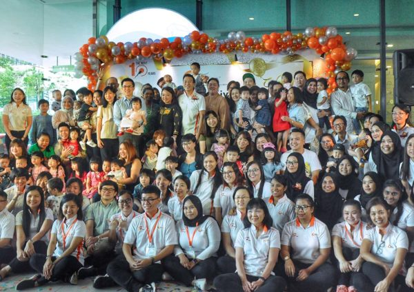 sunfert group 10th anniversary bangsar south kuala lumpur customers