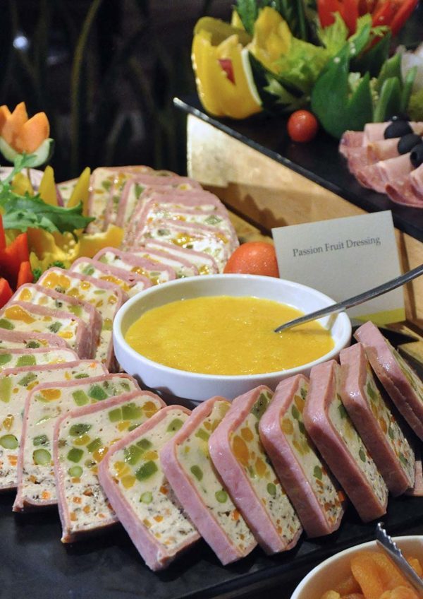 the westin kuala lumpur chocolicious christmas sweet new year cold cuts