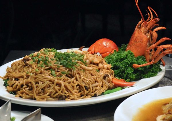 the westin kuala lumpur chocolicious christmas sweet new year lobster noodles