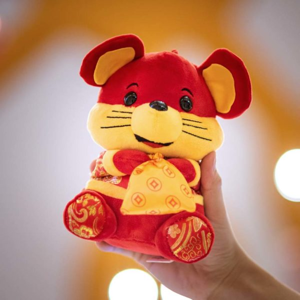 ara malls golden prosperity anyone can win cny campaign klang parade mouse plush toy