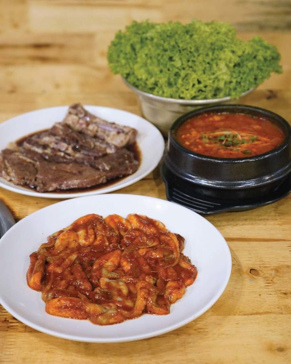 bbq ma eul cup bab korean restaurant damansara utama set dinner