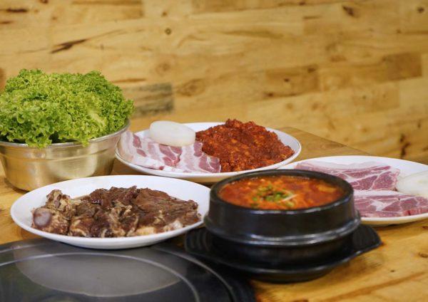 bbq ma eul cup bab korean restaurant damansara utama set menu