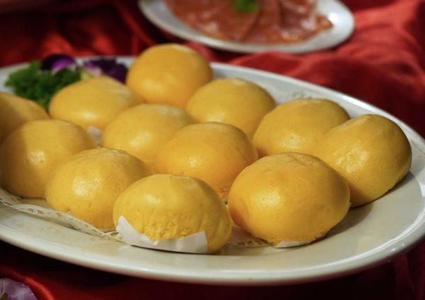 blossom dynasty kitchen berjaya times square hotel kl cny set menu custard bun