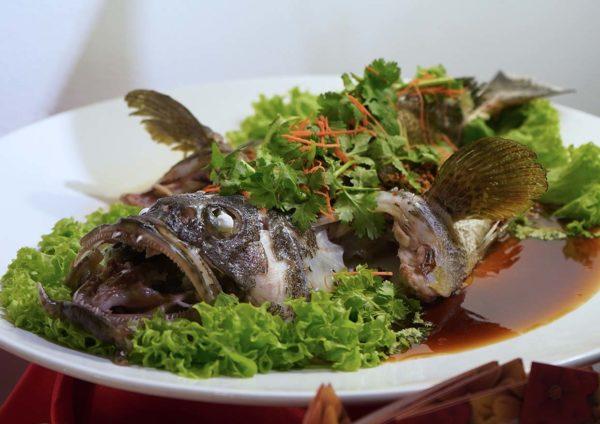 blossom dynasty kitchen berjaya times square hotel kl cny set menu fish