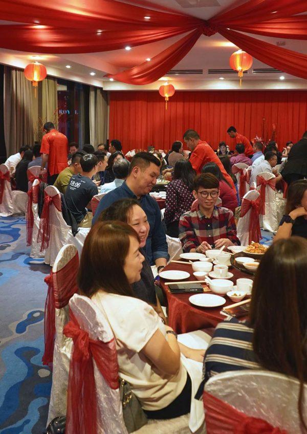 blossom dynasty kitchen berjaya times square hotel kl cny set menu guests