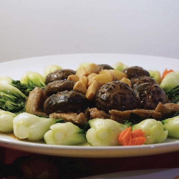 blossom dynasty kitchen berjaya times square hotel kl cny set menu mushroom