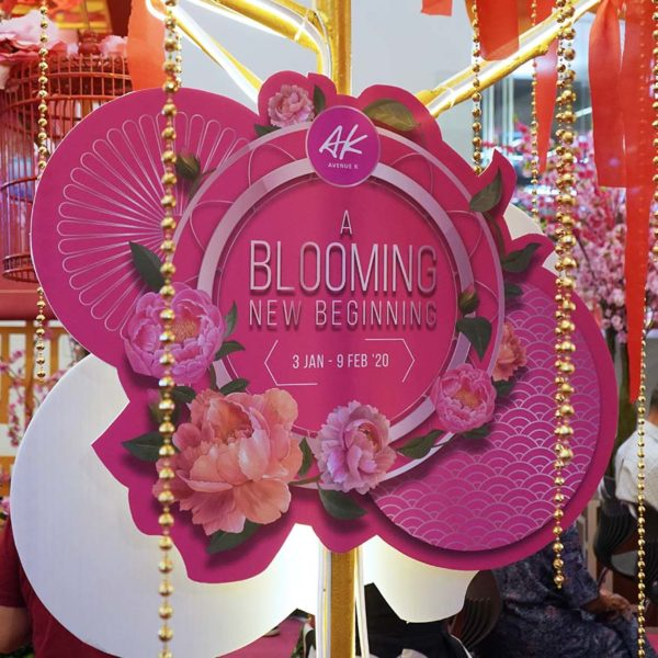 cny avenue k kuala lumpur a blooming new beginning celebration