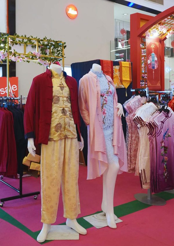 cny avenue k kuala lumpur a blooming new beginning festive clothes