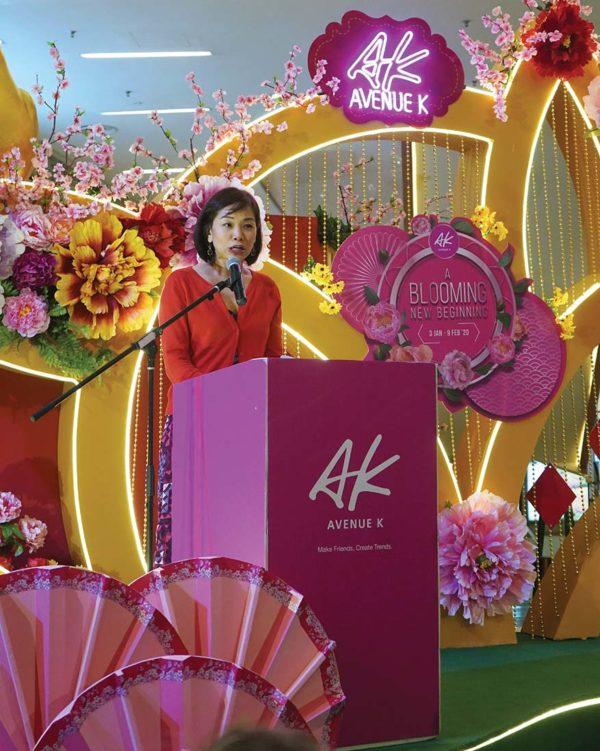 cny avenue k kuala lumpur a blooming new beginning phang sze sze