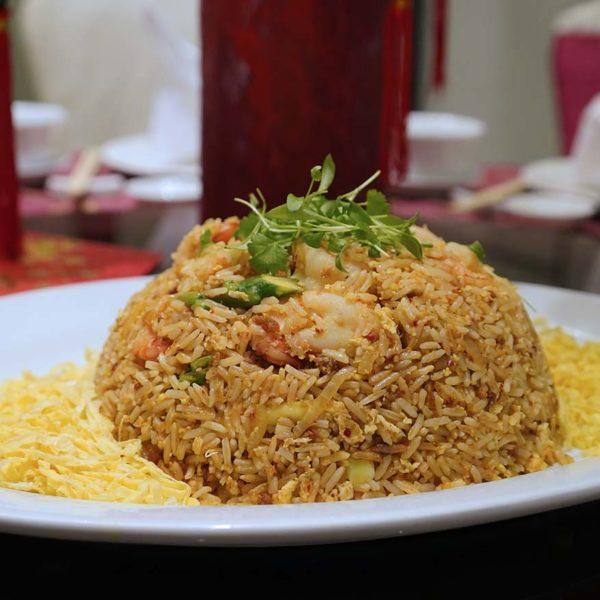 cny feast evolution cafe renaissance kuala lumpur hotel fried rice