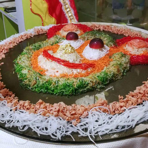 nook aloft kuala lumpur sentral cny buffet yee sang