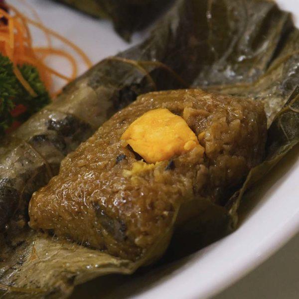 oriental chinese cuisine pullman kl bangsar cny set menu glutinous rice