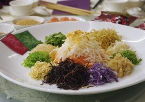 oriental chinese cuisine pullman kl bangsar cny set menu snow pear yee sang