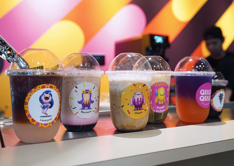 Kopi Monster with Qulu Qulu – Malaysia's Latest Kopi Based Brand
