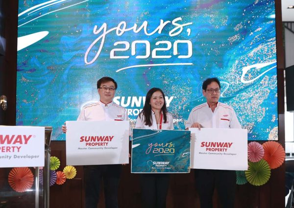 sunway geo residences yours 2020 property campaign event