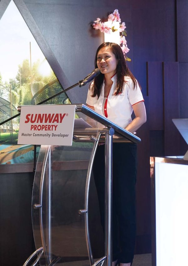 sunway geo residences yours 2020 property campaign sarena cheah