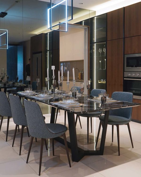 sunway geo residences yours 2020 property campaign townhouse dining hall