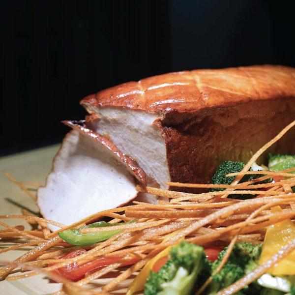 sunway putra hotel kuala lumpur cny reunion dinner buffet meat loaf