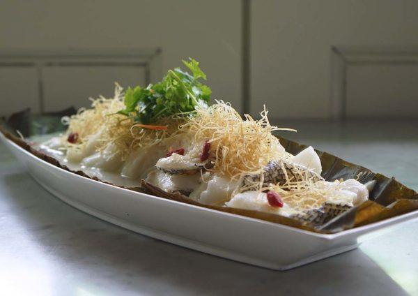 ti chen the saujana hotel kuala lumpur cny set menu cod fish
