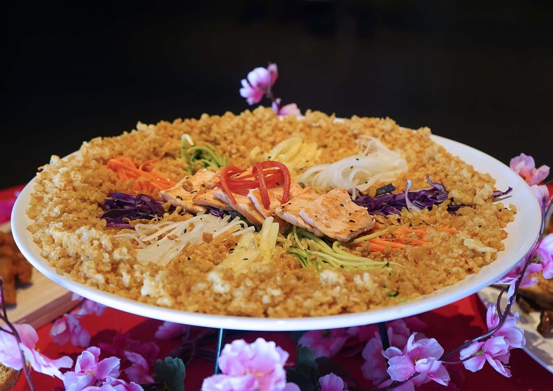 Fortune Feast CNY Menu @ Tony Roma's Malaysia