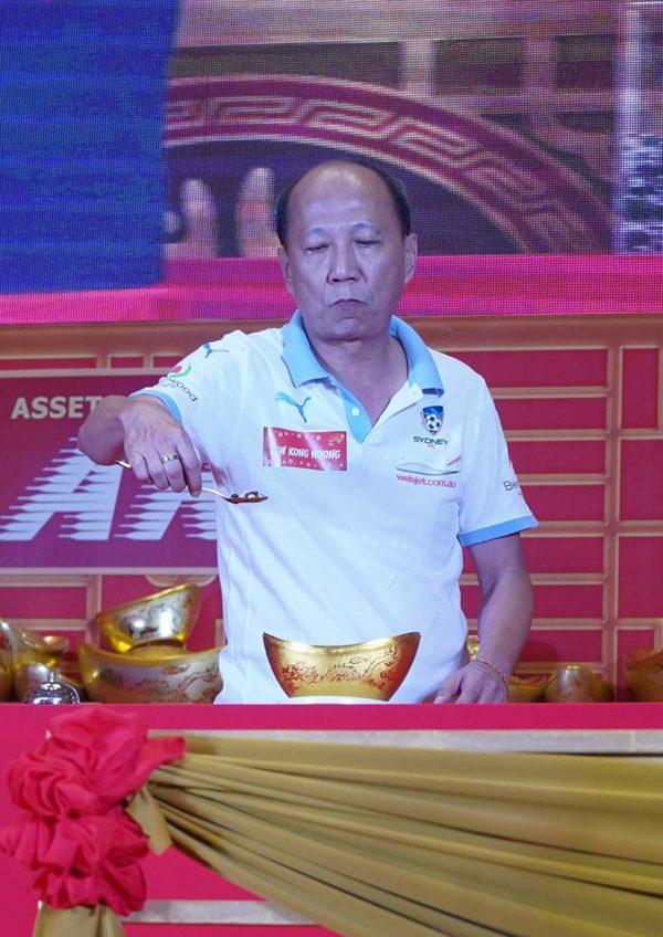 ara golden prosperity cny campaign grand final klang parade bean counter