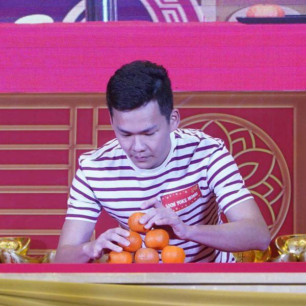 ara golden prosperity cny campaign grand final klang parade mandarin pyramid