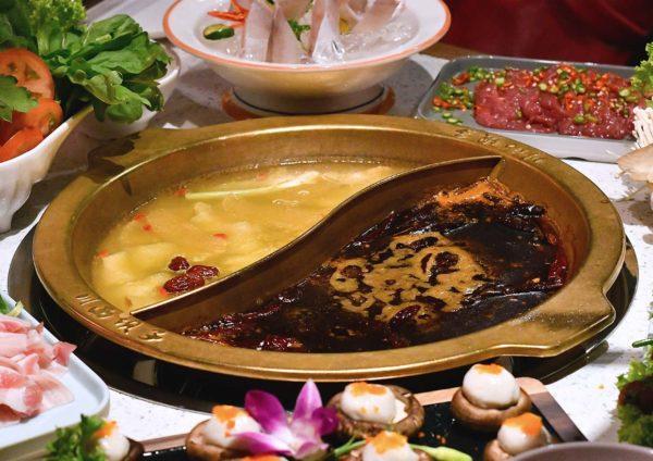 chuanxi bazi hotpot restaurant sunway velocity imperial fish maw broth