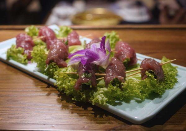 chuanxi bazi hotpot restaurant sunway velocity meat skewer