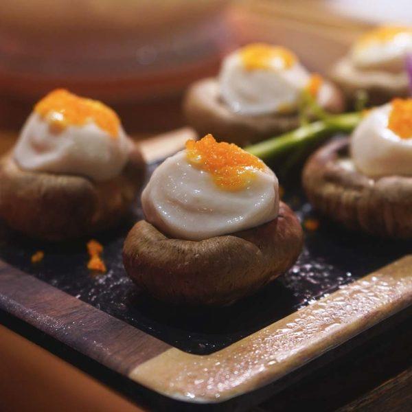 chuanxi bazi hotpot restaurant sunway velocity stuffed mushroom