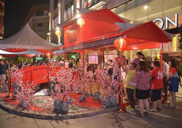 hennessy renewal of hope finale plaza arkadia desa parkcity cny campaign