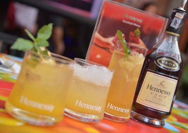hennessy renewal of hope finale plaza arkadia desa parkcity cocktails